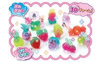 アクセサリーデコレーション女の子おもちゃセガトイズPG-14ぷにジェル3DカラフルポップDXセガトイズ