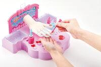 アクセサリーデコレーション女の子おもちゃセガトイズPG-09ぷにジェルネイルアーティストスタジオセガトイズ