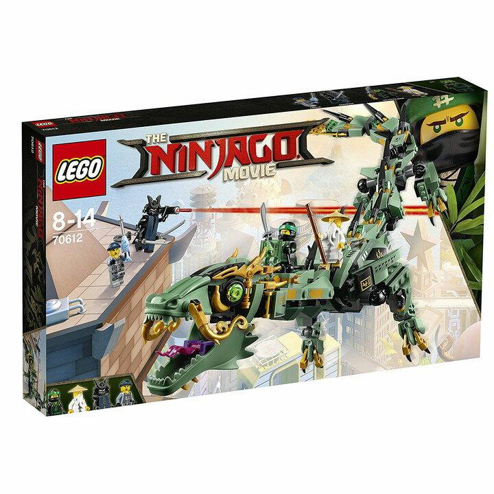 レゴジャパン ニンジャゴー ロイドのメカドラゴン 70612 送料無料 LEGO ブロック 男の子 おもちゃ レゴジャパン 【D】【取り寄せ品】【取り寄せにお時間頂く場合がございます】