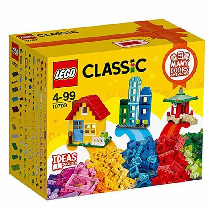 レゴ クラシック アイデアパーツ 建物セット 10703玩具 組立ブロック 遊び LEGO レゴジャパン 【TC】【取り寄せ品】【取り寄せにお時間頂く場合がございます】
