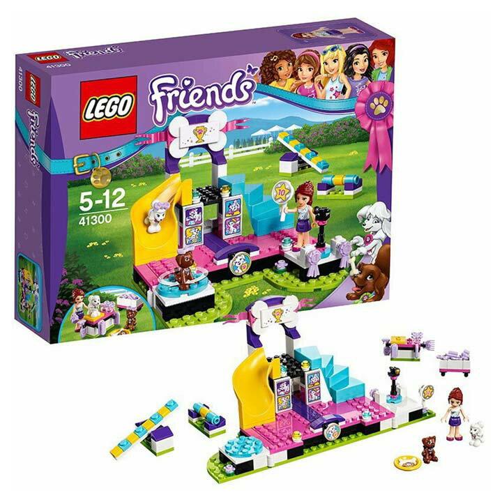 レゴ フレンズ ミアと子犬のドッグショー 41300玩具 組立ブロック 遊び LEGO レゴジャパン 【TC】