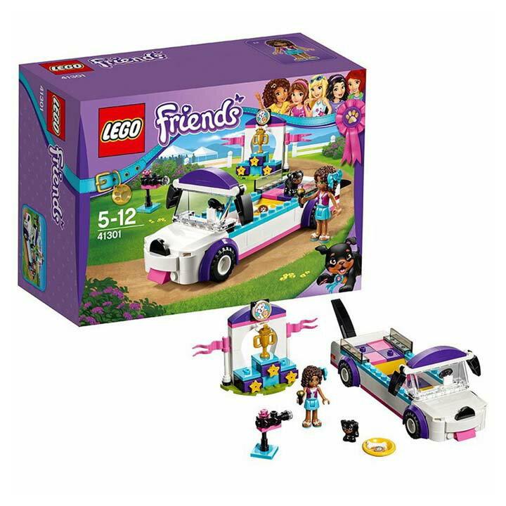 レゴ フレンズ 子犬のパレードカー 41301玩具 組立ブロック 遊び LEGO レゴジャパン 【TC】