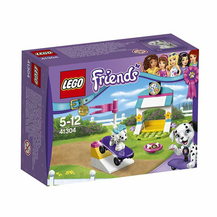 レゴ フレンズ 子犬のスケートボード 41304玩具 組立ブロック 遊び LEGO レゴジャパン 【TC】