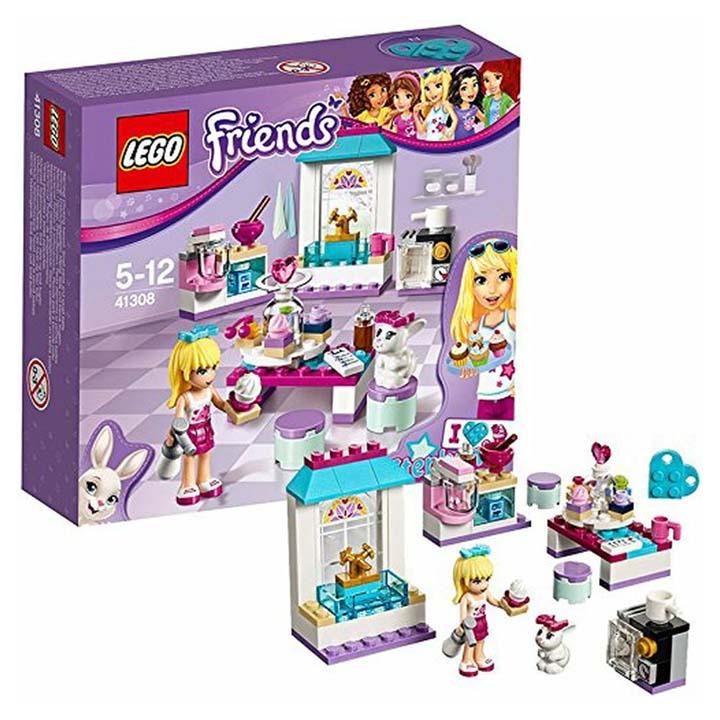 レゴ フレンズ ステファニーのスイーツキッチン 41308玩具 組立ブロック 遊び LEGO レゴジャパン 【TC】