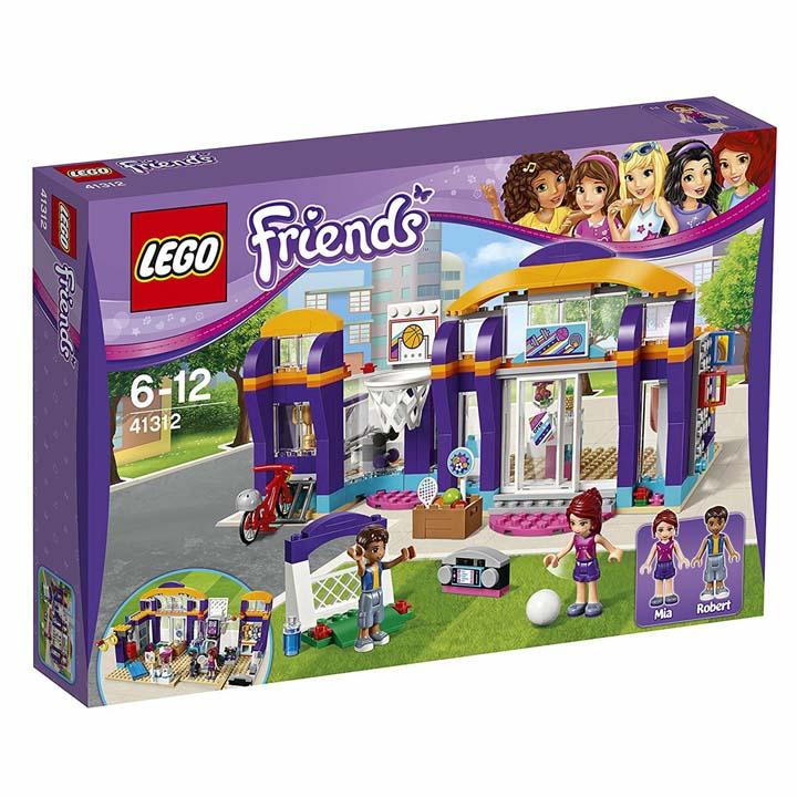レゴ フレンズ ハートレイク スポーツクラブ 41312送料無料 玩具 組立ブロック 遊び LEGO レゴジャパン 【TC】