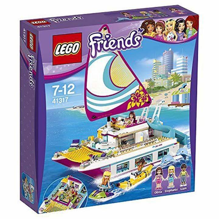 レゴ フレンズ ハートレイク ワクワクオーシャンクルーズ 41317送料無料 玩具 組立ブロック 遊び LEGO レゴジャパン 【TC】【取り寄せ品】【取り寄せにお時間頂く場合がございます】