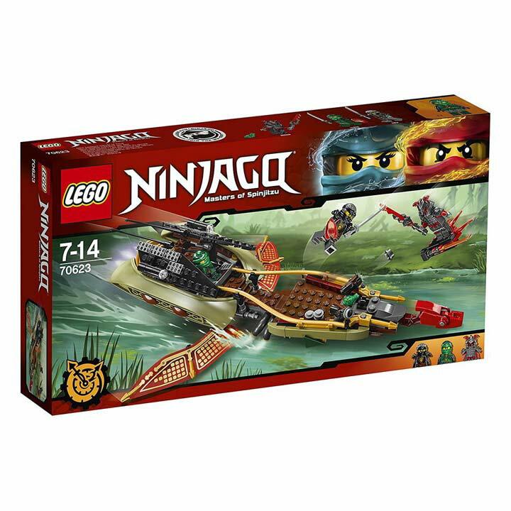 レゴ ニンジャゴー ニンジャ・スプラッシュ・ウィング 70623玩具 組立ブロック 遊び LEGO レゴジャパン 【TC】