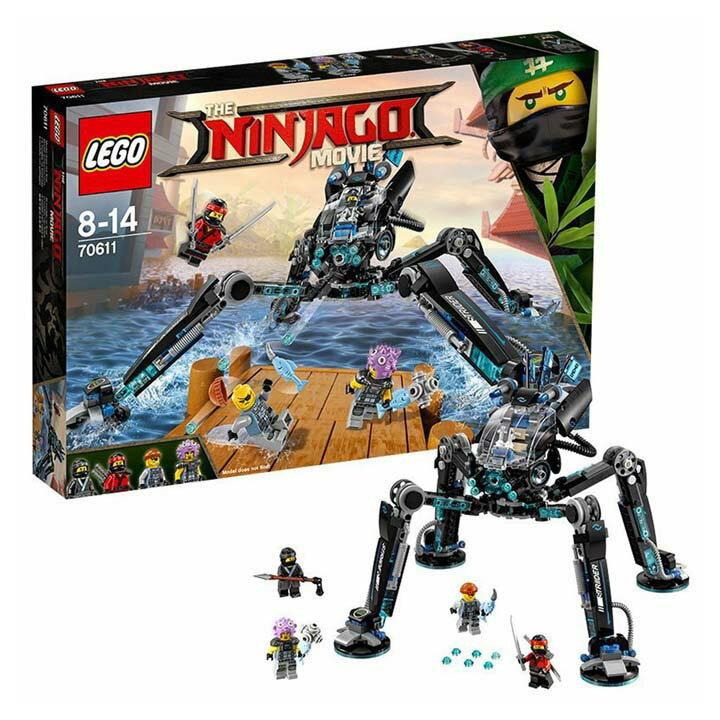 レゴ ニンジャゴー ニャーのウォーター・ストライダー 70611送料無料 玩具 組立ブロック 遊び LEGO レゴジャパン 【TC】【取り寄せ品】【取り寄せにお時間頂く場合がございます】