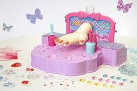 セガトイズPG-09ぷにジェルネイルアーティストスタジオアクセサリーデコレーション女の子おもちゃセガトイズ【D】本格ジェルネイルアーティスト体験ができるスタジオセットあこがれジェルネイル遊びおしゃれ遊び女の子向け
