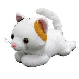 ロウルペッツ ころがり猫 VB-002ぬいぐるみ LOLPETS ねこ おもちゃ カワダ 【TC】笑い袋 笑うぬいぐるみ パーティ 思わず笑っちゃう クリスマス ギフト