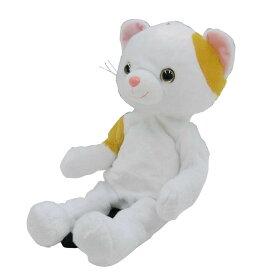 ロウルペッツ 起き上がり猫 VB-004ぬいぐるみ LOLPETS ねこ おもちゃ カワダ 【TC】笑い袋 笑うぬいぐるみ パーティ 思わず笑っちゃう クリスマス ギフト