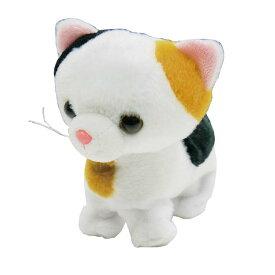 ロウルペッツ ものまねトコトコネコ VB-006ぬいぐるみ LOLPETS ねこ おもちゃ カワダ 【TC】