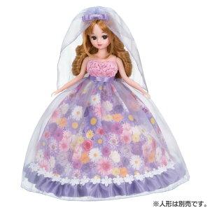 リカちゃん フラワーシャワーウェディング LW-15ドール 人形 きせかえ おもちゃ タカラトミー 【TC】