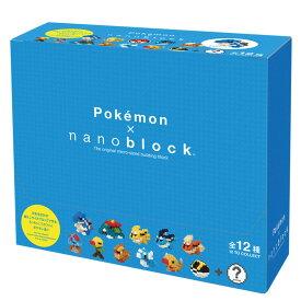 nanoblock NBMPM_03S ミニポケモン03(1BOX) 送料無料 ナノブロック おもちゃ ブロック ポケモン カワダ 【TC】