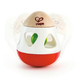 ハペ からんころんたまご E0016おもちゃ Hape 知育玩具 木製 ベビー 赤ちゃん 出産祝い プレゼント おきあがりこぼし カワダ 【D】