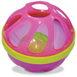 ベビーバスボール ピンク TYMU11380ボール ソフト 知育玩具 お風呂 ベビー 赤ちゃん キッズ 玩具 おもちゃ ダッドウェイ 【D】【B】