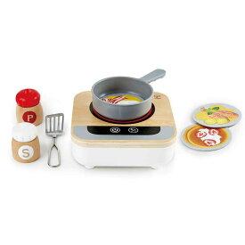 わくわくコンパクトキッチン E3164Hape ハペ おままごとセット キッチン コンパクト おもちゃ クッキング お料理 36カ月から プレゼント 【TC】