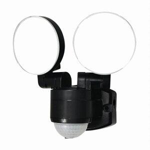 ELPA(エルパ) 屋外用LEDセンサーライト AC100V電源(コンセント式) ESL-SS412AC エクステリア ガーデンファニチャー[▲][AB]