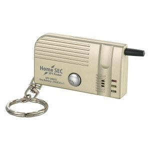OHM 盗聴器探知器 SPY-DX653 防犯関連グッズ[▲][AB]