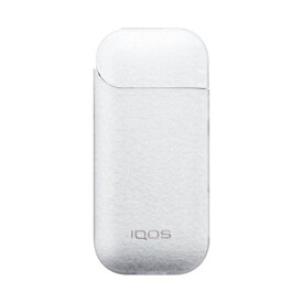 【IQOS(アイコス)ケース】IQOS Texture Jacket Frost (Clear) アイコスケース アイコス IQOS ケース [▲][C]