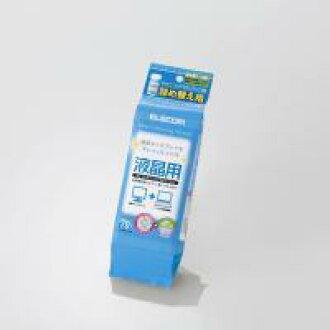 LCD wetklrningtish WC-DP70SP3 hobinavi [ELECOM (Elecom)]