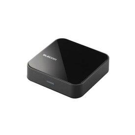 [ELECOM(エレコム)] BluetoothオーディオレシーバーBOX LBT-AVWAR500 メール便不可【▲】