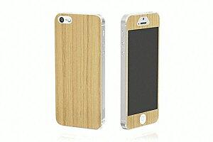 iPhone SE/iPhone 5S/iPhone 5 共通 The/Surface/前裏/Oak スマートフォンケース スマホケース [▲][G]