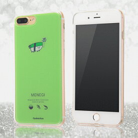 iPhone 8 Plus/iPhone 7 Plus 共通 おしゅしだよ/TPU/背面パネル/OS004 [▲][G]