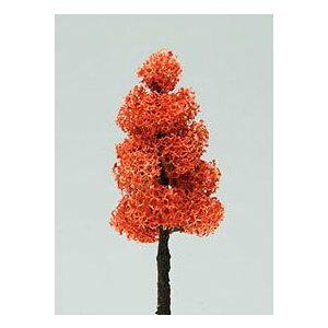 【トミックス/TOMIX】落葉樹(レッド・4本セット) 鉄道模型 ジオラマ レイアウト[▲][ホ][F]