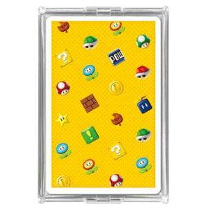 【任天堂/NINTENDO】 マリオトランプ NAP-05(キャラクターずかん) ゲーム トランプ ホビー おもちゃ[▲][ホ][K]
