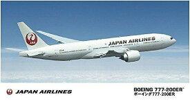 【ハセガワ】日本航空 B777-200ER 模型 プラモデル 飛行機 ヘリコプター 旅客機[▲][ホ][F]