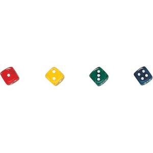 【カワダ/KAWADA/河田】 ダイス 16K 黄 ゲーム ボードゲーム サイコロ ダイス[▲][ホ][K]