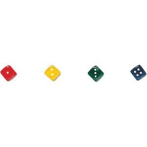 【カワダ/KAWADA/河田】 ダイス 14K 赤 ゲーム ボードゲーム サイコロ ダイス[▲][ホ][K]