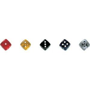 【カワダ/KAWADA/河田】 ダイス 18TR 赤 ゲーム ボードゲーム サイコロ ダイス[▲][ホ][K]