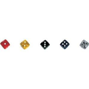 【カワダ/KAWADA/河田】 ダイス 16TR 赤 ゲーム ボードゲーム サイコロ ダイス[▲][ホ][K]