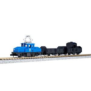 チビ凸セット いなかの街の貨物列車 10-504-1