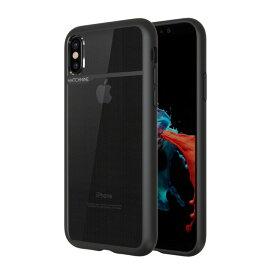 【MATCHNINE(マッチナイン)】背面カバー型スマホケース iPhone XS / X BOIDO ブラック スマートフォンケース スマホケース[▲][R]