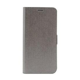 【Zenus(ゼヌス)】手帳型スマホケース iPhone XS / X Metallic Diary シルバー スマートフォンケース スマホケース 手帳型ケース[▲][R]