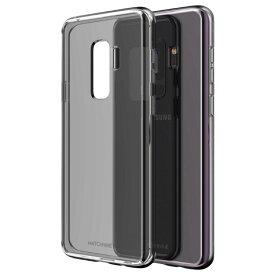 【Matchnine(マッチナイン)】Galaxy S9+ BOIDO クリア (ハーフミラー) スマートフォンケース スマホケース[▲][R]