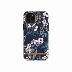 【Richmond & Finch(リッチモンド&フィンチ)】iPhone 11 Pro FREEDOM CASE フローラル Floral Jungle 背面カバー型 スマートフォンケース スマホケース[▲][R]