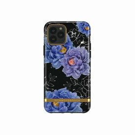 【Richmond & Finch(リッチモンド&フィンチ)】iPhone 11 Pro FREEDOM CASE ファッション Blooming Peonies 背面カバー型 スマートフォンケース スマホケース[▲][R]