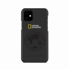 【National Geographic】[公式ライセンス品]iPhone12 mini Global Seal Slim Fit Case 背面カバー型 スマホケース[▲][R]