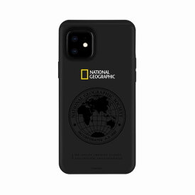 【National Geographic】[公式ライセンス品]iPhone12 mini Global Seal Double Protective Case 背面カバー型 スマホケース[▲][R]