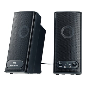 Multimedia speakers (MM-SPL5BK) Sanwa (SANWA SUPPLY)