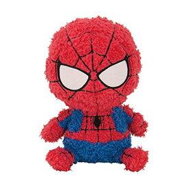マーベル MARVEL Poff Moff ぬいぐるみ スパイダーマン S[ぬいぐるみ グッズ おもちゃ 雑貨 キッズ ベビー プレゼント 送料無料]