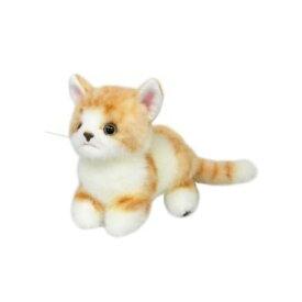 日本製 グレイスフル こねこのミーヤ マンチカン ゴールド 立ち ぬいぐるみ 猫 高さ15.5cm I-7551[ぬいぐるみ グッズ おもちゃ 雑貨 キッズ ベビー プレゼント 送料無料]