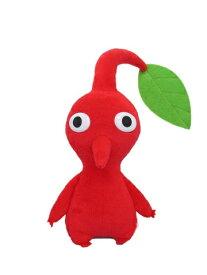 [超目玉]ピクミン PK01 赤ピクミン ぬいぐるみ 高さ17cm[ぬいぐるみ グッズ おもちゃ 雑貨 キッズ ベビー プレゼント 送料無料]