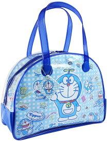 ドラえもん ボストン プールバッグ ビーチバッグ 水着バッグ I'm Doraemon 約230x320x120mm [ぬいぐるみ グッズ おもちゃ 雑貨 キッズ ベビー プレゼント セール sale 送料無料]