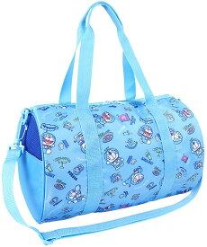 ドラえもん 2WAYロールボストン プールバッグ ビーチバッグ 水着バッグ I'm Doraemon 約230x320x120mm [ぬいぐるみ グッズ おもちゃ 雑貨 キッズ ベビー プレゼント セール sale 送料無料]