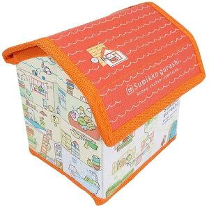 すみっコぐらし 卓上 収納BOX ミニハウス型 ボックス すみっコハウス 約130×140×100mm すみっこぐらし グッズ [あす楽][ぬいぐるみ グッズ おもちゃ 雑貨 キッズ ベビー プレゼント 送料無料][目